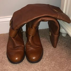 Womens coach boots